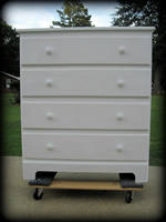 Custom Made Painted Dressers